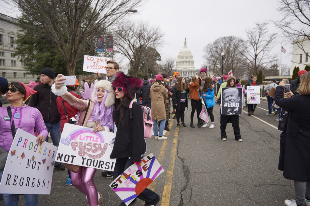 women's march on dc politics washington dc united states rights